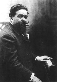 Isaac Albeniz, 1901